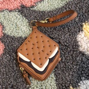 Fossil S'mores Pouch Leather